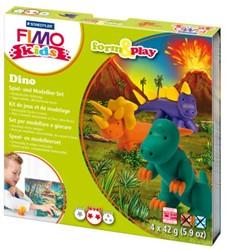 KLEI FIMO KIDS STAEDTLER FORM & PLAY DINO 1 STUK