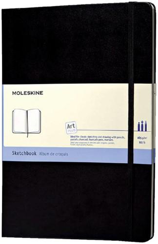 SCHETSBOEK MOLESKINE A4 1 Stuk