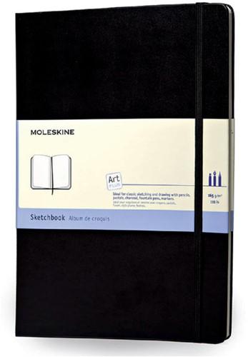 SCHETSBOEK MOLESKINE LARGE 1 Stuk