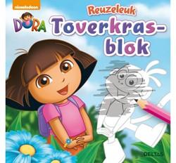 TOVERKRASBLOK NICKELODEON DELTAS DORA 1 STUK