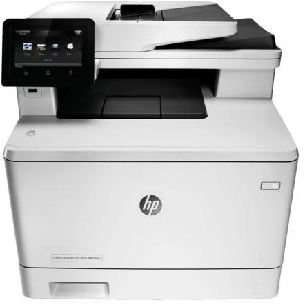 LASERPRINTER HP LASERJET PRO M477FDW 1 STUK-2