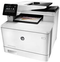 LASERPRINTER HP LASERJET PRO M477FDW 1 STUK