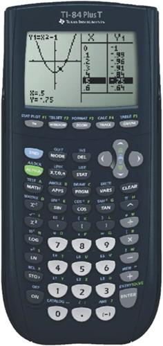 REKENMACHINE TEXAS TI-84 PLUS T 1 STUK