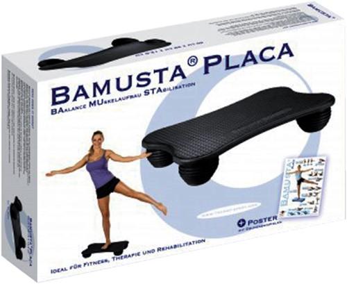 BALANCE BOARD BAMUSTA PLACA ZWART 1 STUK-2