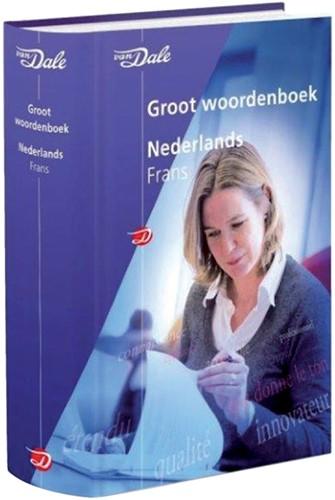 WOORDENBOEK VAN DALE GROOT NEDERLANDS-FRANS 1 Stuk