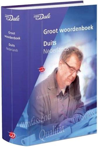 WOORDENBOEK VAN DALE GROOT DUITS-NEDERLANDS 1 Stuk