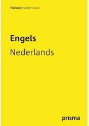 WOORDENBOEK PRISMA POCKET ENGELS-NEDERLANDS FLUO 1 STUK