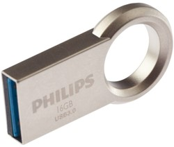 USB-STICK PHILIPS KEY TYPE CIRCLE 16GB 3.0 1 STUK