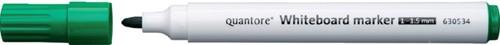 VILTSTIFT QUANTORE WHITEB ROND 1-1.5MM GROEN 1 Stuk