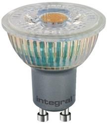 LEDLAMP INTEGRAL GU10 3.6W 2700K WARM WIT 1 STUK