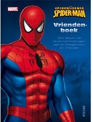 VRIENDENBOEK DELTAS SPIDER-MAN SPIDER SENSE 1 STUK