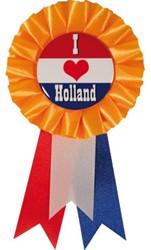 ROZET HAZA I LOVE HOLLAND 1 STUK