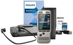 DICTEERAPPARAAT PHILIPS DPM 7700/02 STARTERKIT 1 STUK