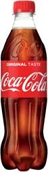 FRISDRANK COCA COLA REGULAR PETFLES 0.50L 50 CL