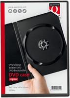 DVD DOOS QUANTORE LEEG 14MM ZWART 5 STUK