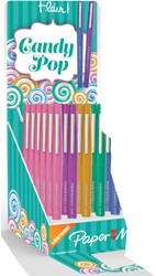 FINELINER PAPERMATE FLAIR CANDY POP ASS 1 STUK
