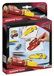 WINDOW PAINT TOTUM CARS 3 1 STUK