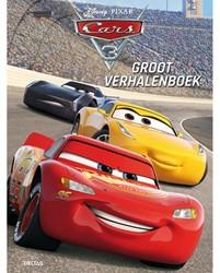 VERHALENBOEK GROOT DISNEY CARS 3 1 STUK