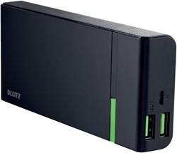 POWERPACK LEITZ COMPLETE USB 10400MAH ZWART 1 STUK