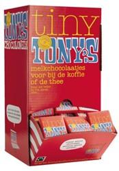 CHOCOLADE TONY'S CHOCOLONELY NAPOLITAINS MELK 700GR 140 STUK
