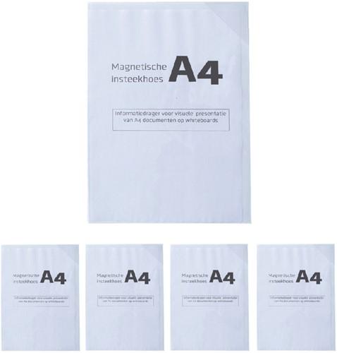 MAGNEETHOES A4 5 Stuk