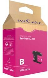 INKCARTRIDGE WECARE BRO LC-223 ROOD 1 STUK