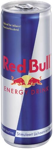 ENERGY DRANK RED BULL BLIKJE 0.25L 25 CL