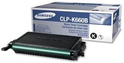 TONERCARTRIDGE SAMSUNG CLP-K660 ST906A 5.5K ZWART 1 STUK