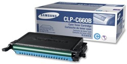 TONERCARTRIDGE SAMSUNG CLP-C660 ST885A 5K BLAUW HC 1 STUK