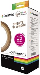 3D PEN POLAROID HOUT FILAMENT ROOT PLAY 1 STUK