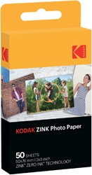 ZINK FOTOPAPIER KODAK PRINTOMATIC 50X76MM 50 VEL