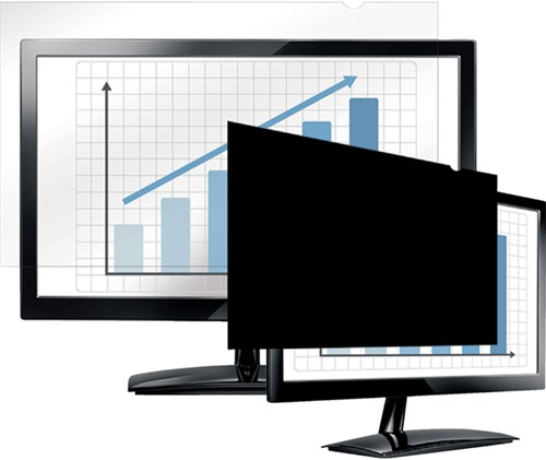"""PRIVACY FILTER FELLOWES 20.0"""" WIDE RATIO 16.9 1 STUK"""