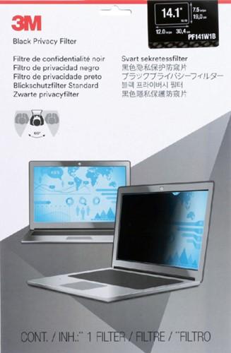 "PRIVACY FILTER 3M 14.1"" WIDE RATIO 16.10 1 STUK"