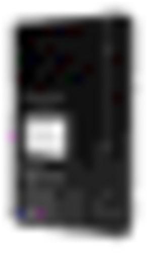 AGENDA 2018 MOLESKINE 12MND 7/2 LARGE HARD ZWART 1 STUK-5