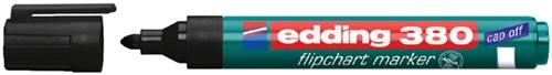 VILTSTIFT EDDING 380 FLIPOVER ROND 1.5-3MM ZWART 1 Stuk