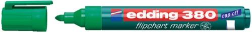 VILTSTIFT EDDING 380 FLIPOVER ROND 1.5-3MM GROEN 1 Stuk