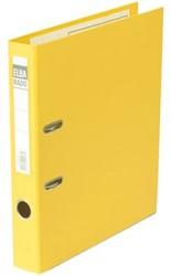 ORDNER ELBA RADO PLAST A4 50MM PVC GEEL 1 STUK