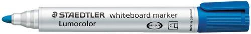 VILTSTIFT STAEDTLER 351 WHITEBOARD ROND 2MM BLAUW 1 Stuk