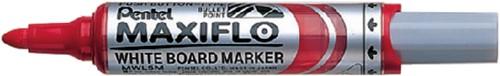 VILTSTIFT PENTEL MWL5M WHITEBOARD MAXIFLO 3MM ROOD 1 Stuk