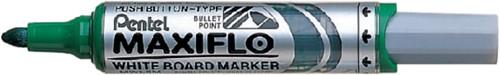 VILTSTIFT PENTEL MWL5 WHITEBOARD MAXIFLO 3MM GROEN 1 Stuk