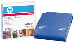 DATATAPE HP C7971A ULTRIUM 200GB 1 STUK