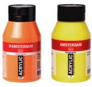 Amsterdam acryl 1000 ml flacon