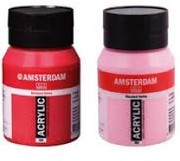 Amsterdam acryl 500 ml flacon
