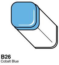 Copic Navulling B26