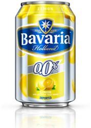 BAVARIA RADLER 0.0% LEMON 0.33L BLIK