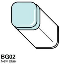 Copic Navulling BG02