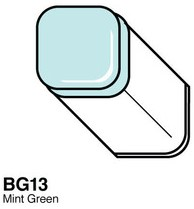Copic Navulling BG13