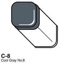 Copicmarker C8