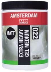 AMSTERDAM EXTRA HEAVY GEL MAT 1000 ML.