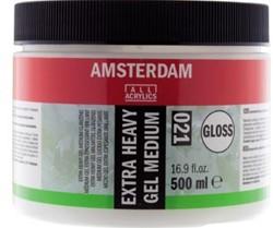 AMSTERDAM EXTRA HEAVY GEL GLANS 250 ML.